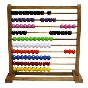 skillofun jumbo bead frame class room set 10 10