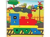 Skillofun Jumbo Theme Puzzle - Engine