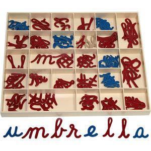 skillofun moveable cursive alphabet
