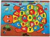 Skillofun My Alphabet Turtle (With Knobs) (Lower abc)
