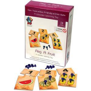 skillofun peg a fruit a number game