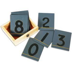 skillofun sand paper numbers 0 9