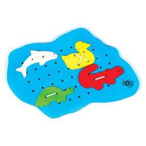 skillofun sewing pond with water animals