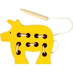 skillofun sewing toys pig