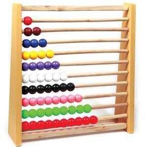 skillofun standard abacus 1 10