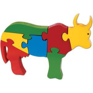 skillofun take apart large cow