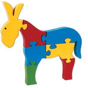 skillofun take apart large donkey
