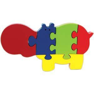 skillofun take apart large hippopotamus