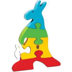 skillofun take apart puzzle kangaroo