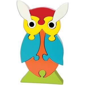 skillofun take apart puzzle owl