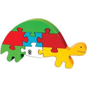skillofun take apart puzzle tortoise