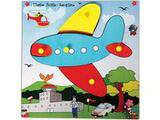 Skillofun Theme Puzzle Standard - Aeroplane