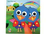 Skillofun Theme Puzzle Standard - Bird
