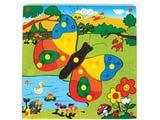 Skillofun Theme Puzzle Standard - Butterfly