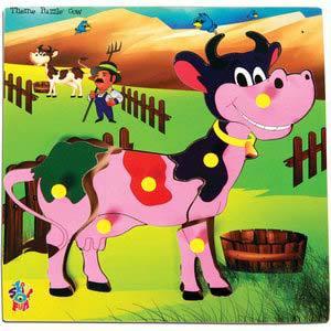 skillofun theme puzzle standard cow