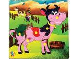 Skillofun Theme Puzzle Standard - Cow