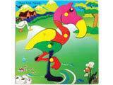 Skillofun Theme Puzzle Standard - Dinosaur