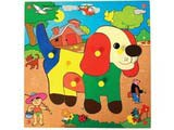 Skillofun Theme Puzzle Standard - Dog