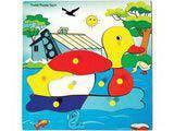 Skillofun Theme Puzzle Standard - Duck