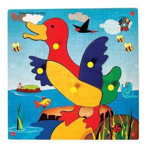 skillofun theme puzzle standard duckling