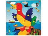 Skillofun Theme Puzzle Standard - Duckling
