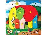 Skillofun Theme Puzzle Standard - Elephant