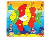 Skillofun Theme Puzzle Standard - Fish