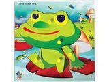 Skillofun Theme Puzzle Standard - Frog