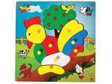 Skillofun Theme Puzzle Standard - Hen