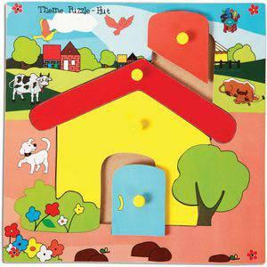 skillofun theme puzzle standard hut