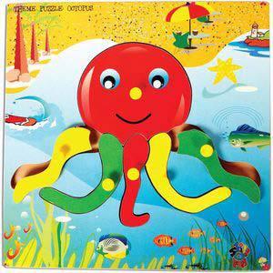 skillofun theme puzzle standard octopus