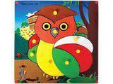 Skillofun Theme Puzzle Standard - Owl
