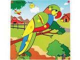Skillofun Theme Puzzle Standard - Parrot