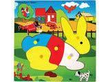 Skillofun Theme Puzzle Standard - Rabbit