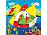 Skillofun Theme Puzzle Standard - Swan