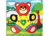 Skillofun Theme Puzzle Standard - Teddy Bear