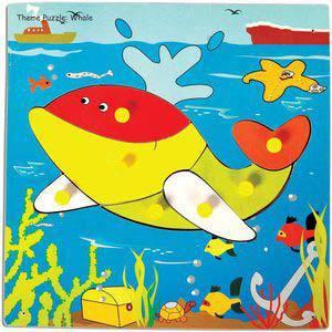 skillofun theme puzzle standard whale