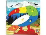 Skillofun Theme Puzzle Standard - Woodpecker