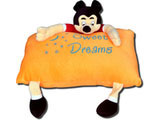 Sweet Dreams Mickey Pillow