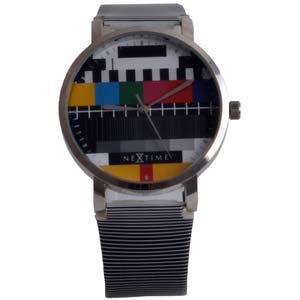 testpage designer clock from nextime 6003