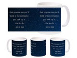The Sky And The Stars Mug