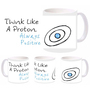Think Positive Mug - image
