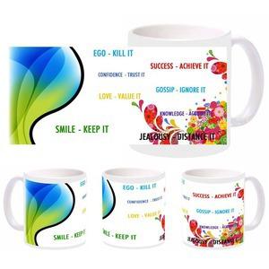 various quotes mug