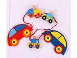 Wall Memo Clip Little Explorer Multi