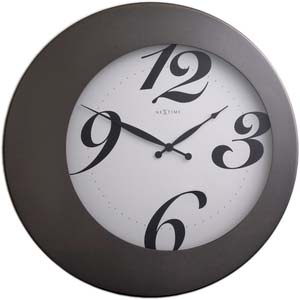 walter designer clock from nextime 2946