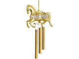 WIND CHIME CAROUSAL HORSE