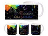 You Only Live Once Life Mug
